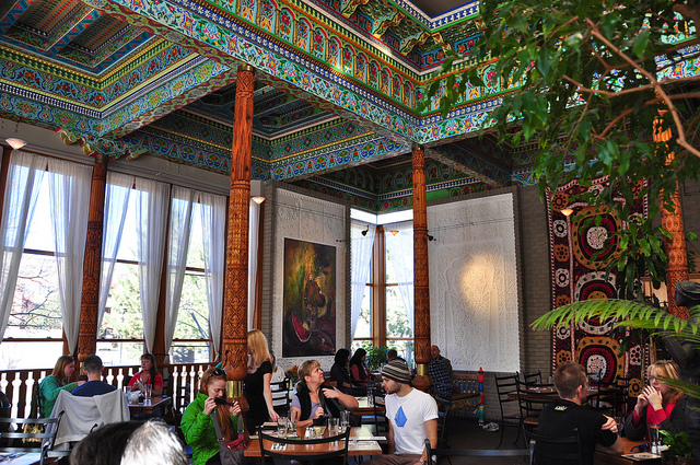 Boulder Dushanbe Teahouse Real Colorado Travel