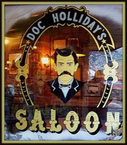 Glenwood Springs saloon