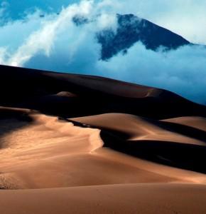 Great Sand Dunes National Park near Alamosa