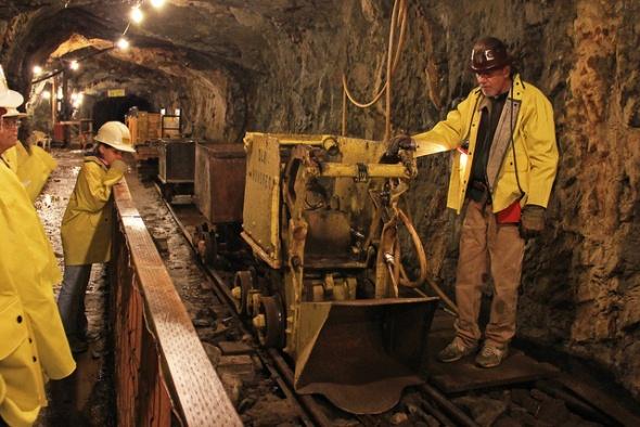 Old Hundred Mine near Silverton