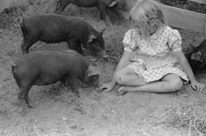 Resettlement family in Alamosa