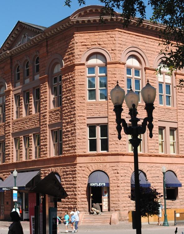 Wheeler Opera House in Aspen