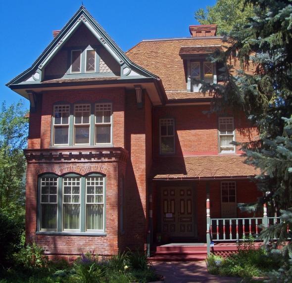 Wheeler-Stallard Museum in Aspen