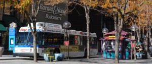 16th Street Mall in downtown Denver