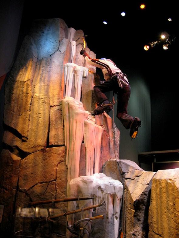 American Mountaineering Museum in Golden