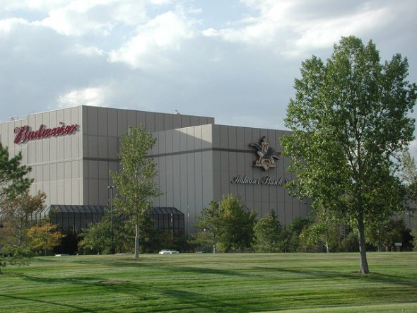 Anheuser-Busch Brewery in Fort Collins