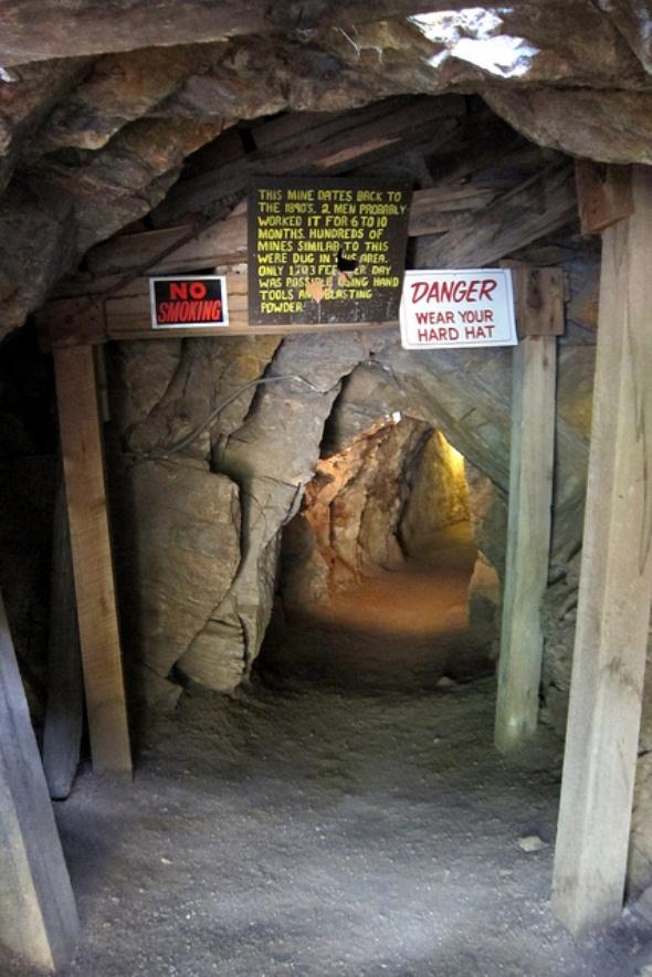 Argo Gold Mine near Idaho Springs