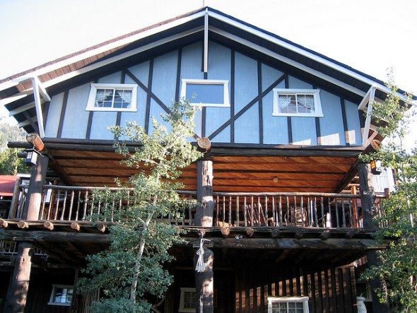 Baldpate Inn in Estes Park