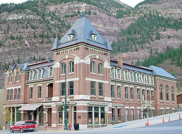 Beaumont Hotel in Ouray
