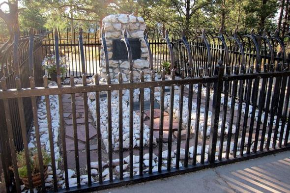"William ""Buffalo Bill"" Cody gravesite near Golden"