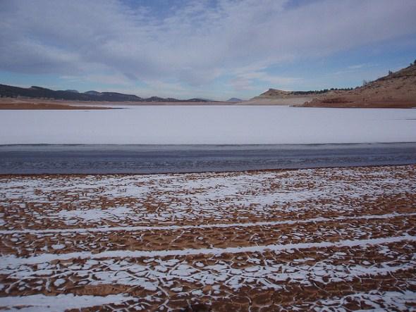 Carter Lake near Loveland