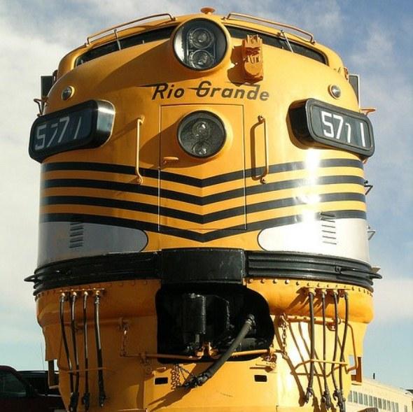 Colorado Railroad Museum in Golden