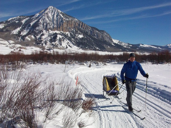 Crested Butte Nordic Ski Center