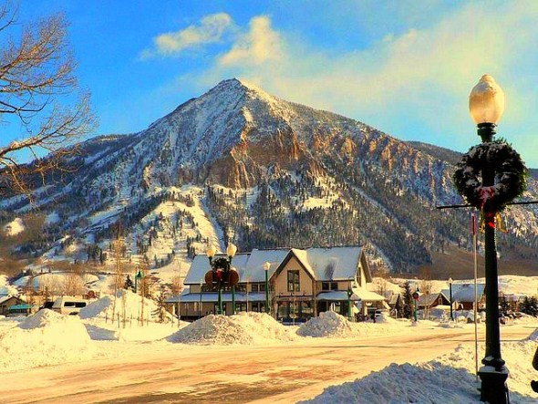 Crested Butte was a coal town before becoming a ski town. | Photo by Lilliana Maya / flickr