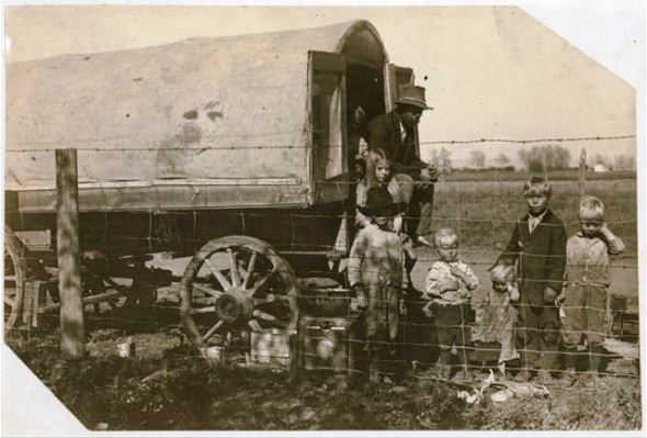 Fort Collins itinerant beet workers