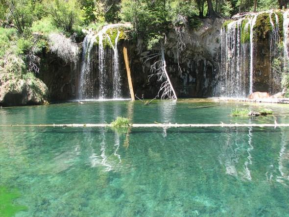 Hanging Lake in Glenwood Canyon
