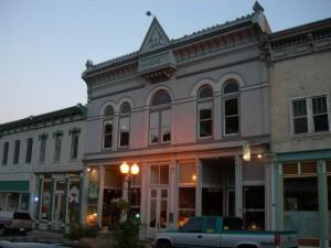 Hanchette Building in Idaho Springs