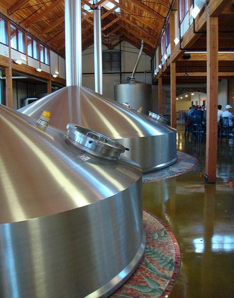 New Belgium Brewery in Fort Collins