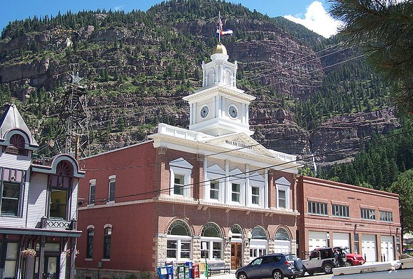 Ouray City Hall
