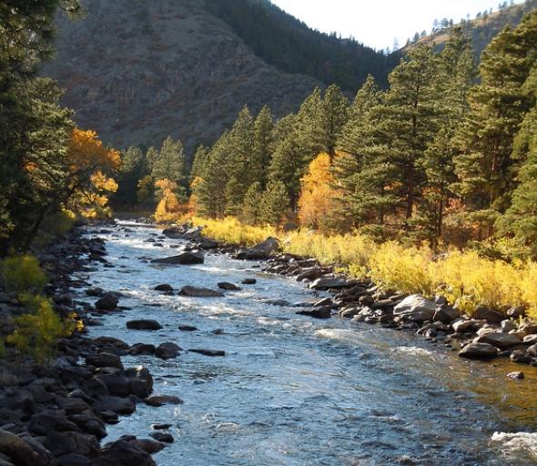 Poudre Canyon Scenic Drive Real Colorado Travel