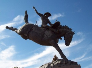 Pro Rodeo Hall of Fame in Colorado Springs