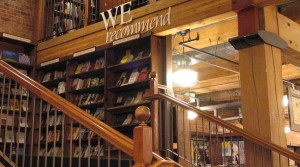Tattered Cover Book Store in downtown Denver