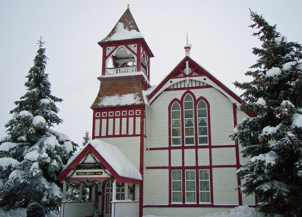 United Congregational Church in Crested Butte