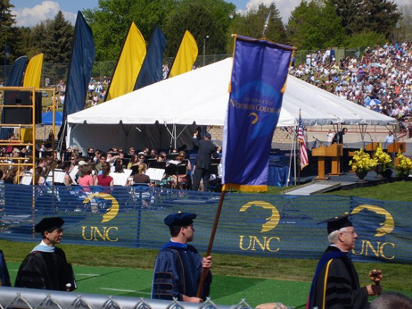 University of Northern Colorado graduation