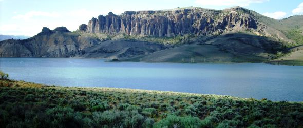 Curecanti National Recreation Area near Gunnison