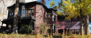 Byers-Evans House in Denver