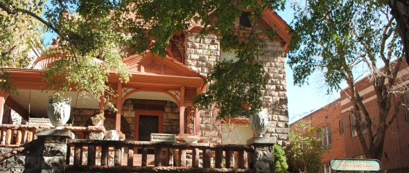 """Unsinkable"" Molly Brown House Museum"