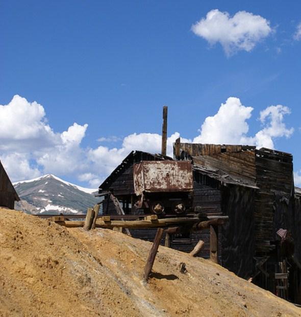 Country Boy Mine Colorado