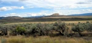 Craig in northwest Colorado