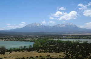 Lathrop State Park and the Spanish Peaks