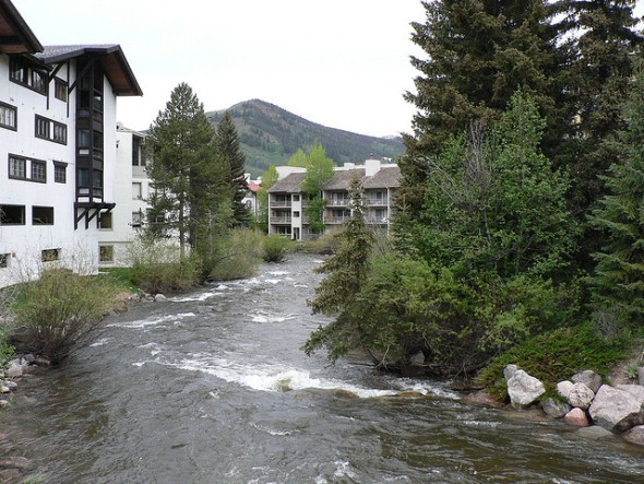 Vail Colorado in summer