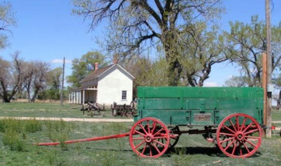 Boggsville National Historic District Colorado