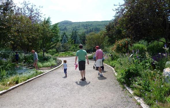 Yampa River Botanical Garden